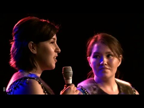 Katajjacoustic - Traditional Throat Singing of the Inuit