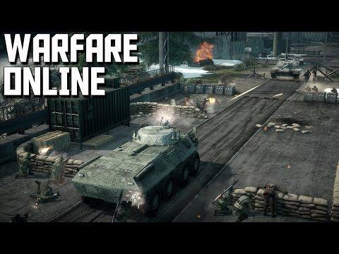 The ZERG Russian Infantry Strategy - Warfare Online