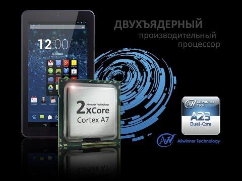Обзор планшета Texet X-pad Lite 7 Texet TM 7056