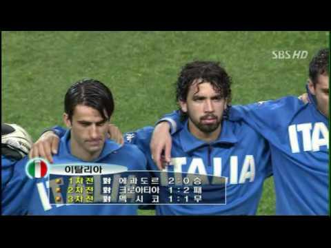 National Of Anthem Korea Republic Vs Italy 2002 Worldcup