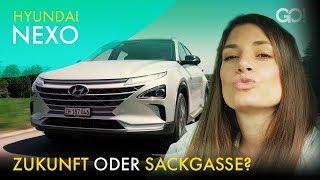 Hyundai Nexo Fuel Cell | Cyndie Allemann testet
