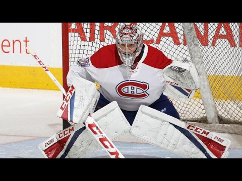 BEST SAVES OF CAREY PRICE 2016-2017