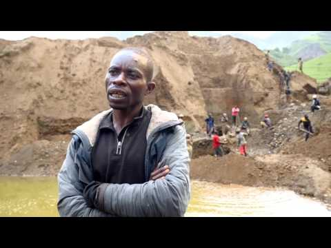 Mining Coltan in the DRC