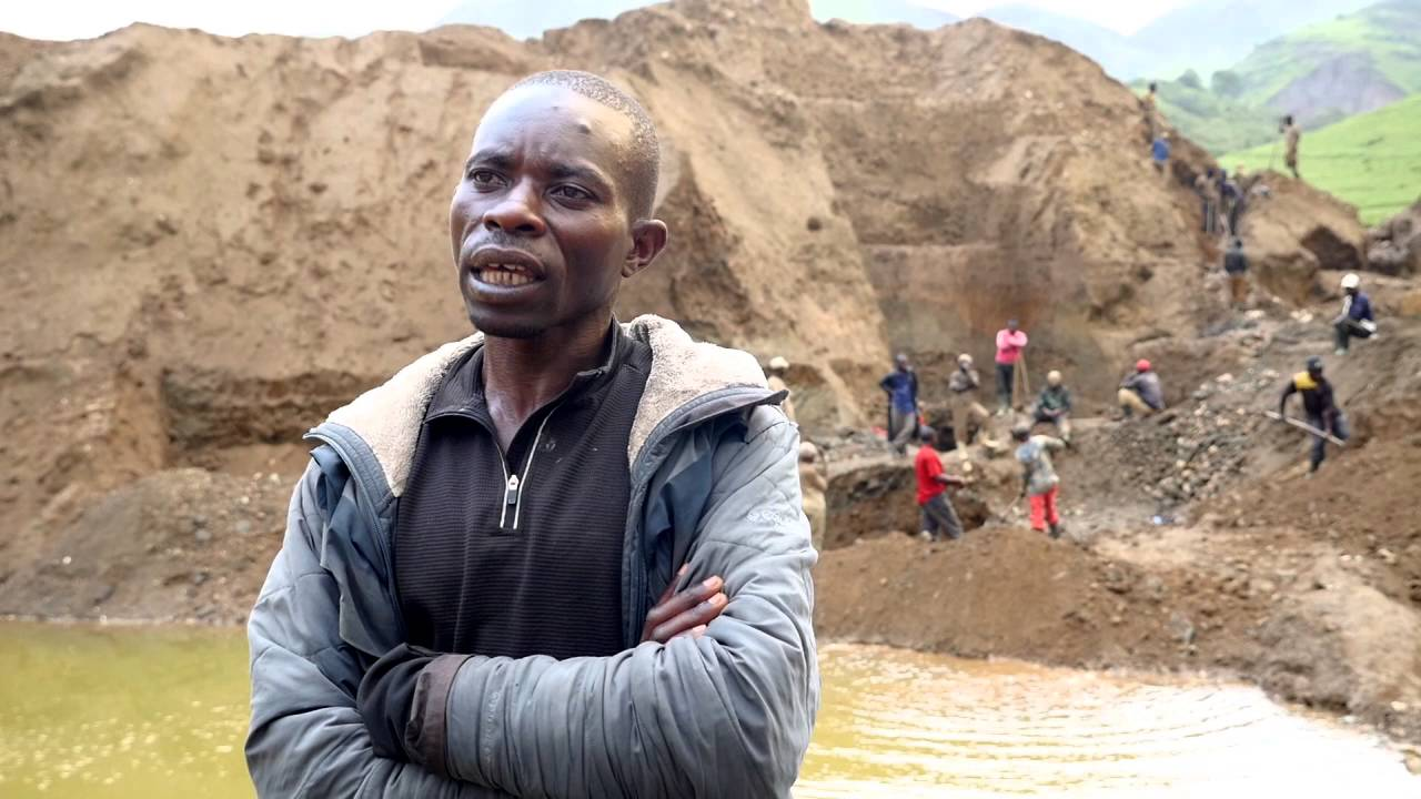 Mining Coltan in the DRC - YouTube