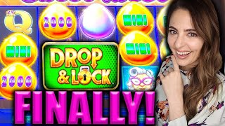 FINALLY IT HAPPENED on Drop & Lock Game in LAS VEGAS!!
