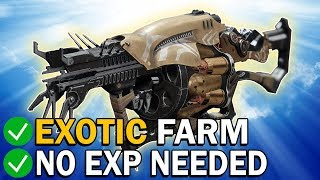 The ANARCHY Best Farm Method!  Easiest Way to Get, Even if You're a Raid NOOB (Destiny 2)