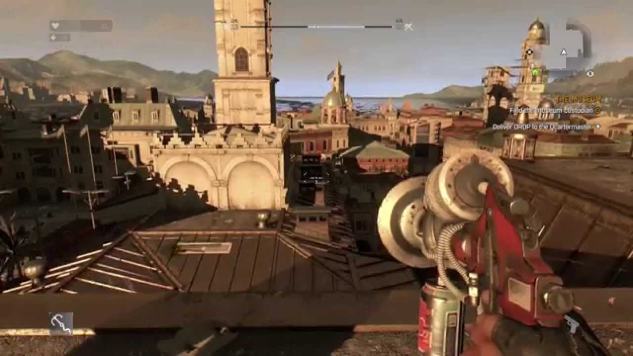how to get pistol in dying light