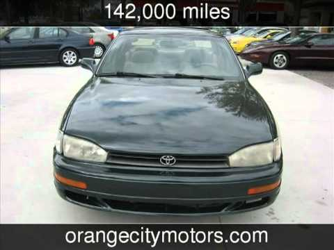 1994 toyota camry xle used cars buy here pay here no credit check florida youtube. Black Bedroom Furniture Sets. Home Design Ideas
