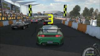 Need for Speed Pro Street Gameplay - Showdown Chicago [Parte 1]