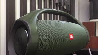 Infinity Ink (Bass Booted Remix) | Thiết bị: JBL Boombox