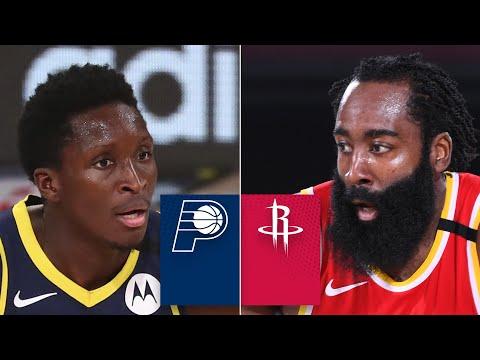 Indiana Pacers vs. Houston Rockets [FULL HIGHLIGHTS] | 2019-20 NBA Highlights