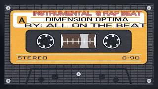 BASE DE RAP - Dimensión Óptima - HIP HOP BEAT INSTRUMENTAL