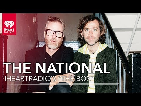 """The National Talks New Album 'I Am Easy To Find,' And More In iHeartRadio's """"The Box"""""""