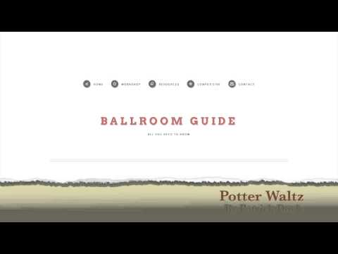 Viennese Waltz Music: The Potter Waltz by Patrick Doyle