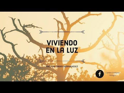 059 VIVIENDO EN LA LUZ / OMAR HERNANDEZ