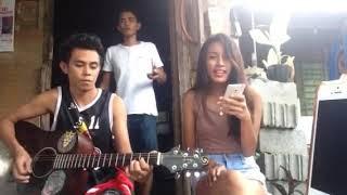 Kahit ayaw mo na-This band guitar cover