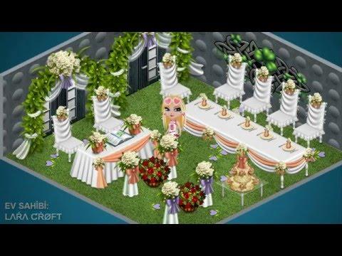 Avataria Türkiye - Oda Fikirleri #1 - Düğün Salonu