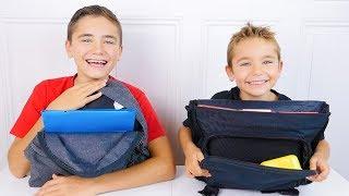 QUOI DANS MON SAC DE COURS ? BACK TO SCHOOL 2017 🎒