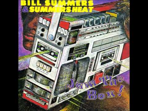 Bill Summers & Summers Heat   Give Your Love To Me 1981