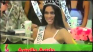 60 Years of Filipina Beauty Ariella Arida Miss UNIVERSE PHILIPPINES 2013