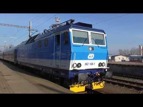 Pondělní, ani ne třihodinový, ani ne celý provoz ve stanici Zábřeh n/M | viz komentář