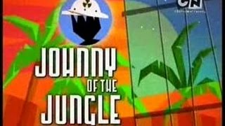 Johnny Test   Johnny of The Jungle