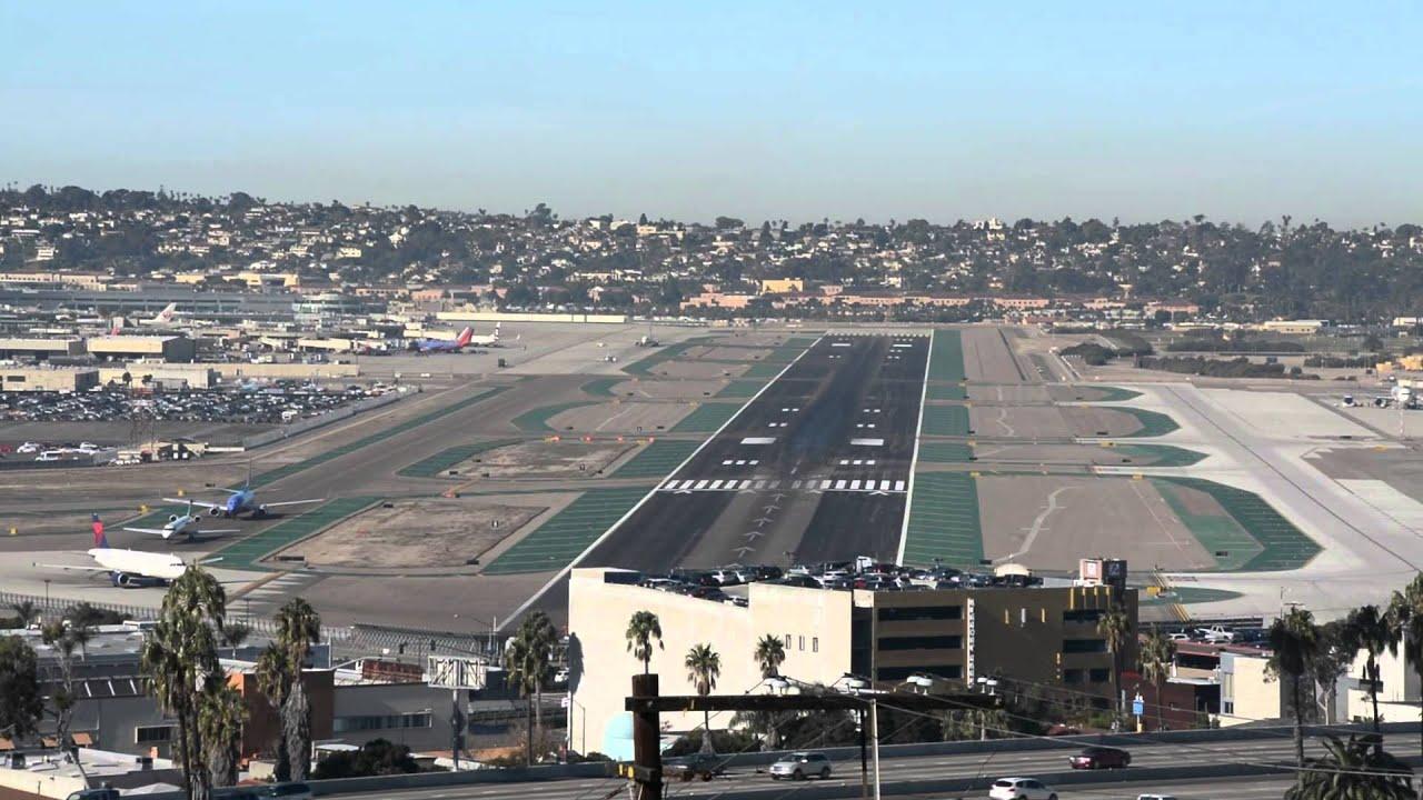 San Diego Aviation Hot Spots Lindbergh Field Amp Balboa