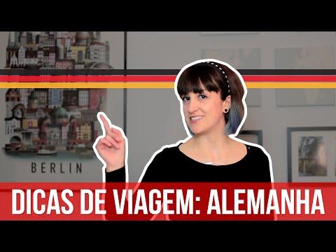Viagem para a Alemanha - Burocracias, quanto custa e como economizar - VEDA 11 - Alemanizando