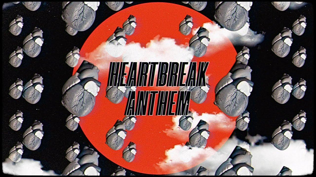 Galantis, David Guetta & Little Mix - Heartbreak Anthem (Official Lyrics Video)