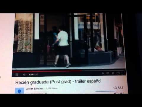 Recién Graduada: Tráiler En Español HD 1080P