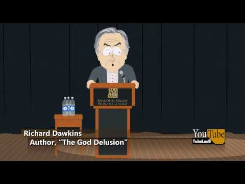 "Richard Dawkins - ""What if you're wrong?"" South Park"