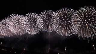 2013 長岡まつり大花火大会 8月2日 復興祈願花火「フェニックス」
