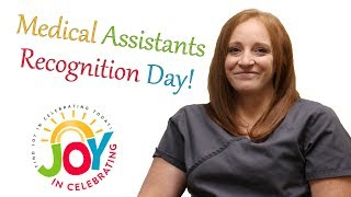 National Take Your Parents to Lunch Day & Medical Assistants Recognition Day