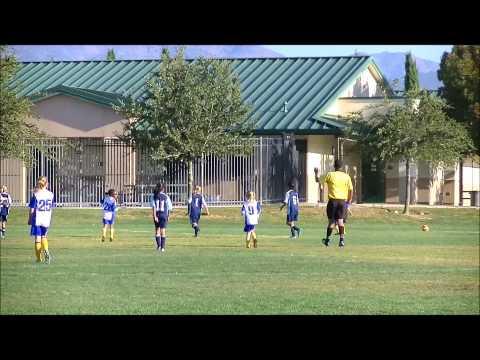 Azuri 05 vs Bay Oaks Blue - Oct 13th, 2013
