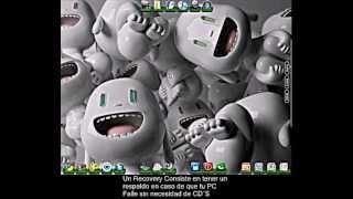 Como Hacer un Recovery con Windows XP