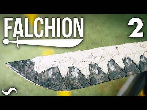MAKING A FALCHION!!! Part 2