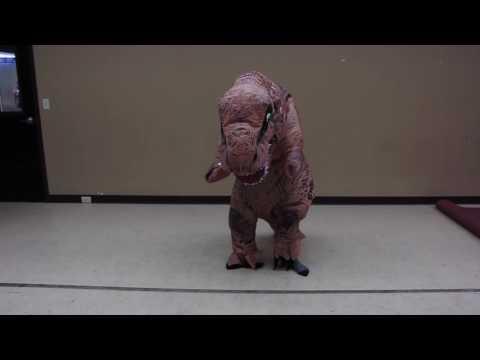 Keane Sense Of Rhythm - GiveMN - Steve The Dinosaur
