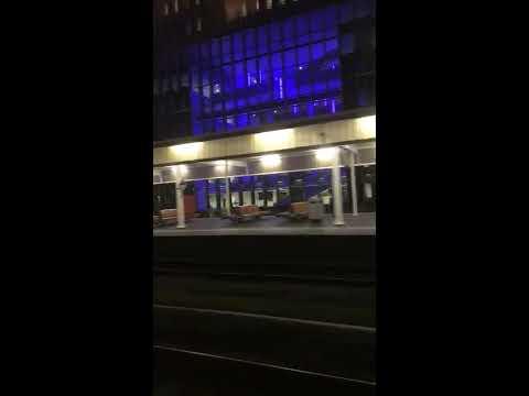 International Train Brussel Midi - Amsterdam Centraal