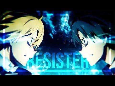 《 RESISTER 》刀劍神域Alicization OP2粵語翻唱【Crystal music】 - YouTube