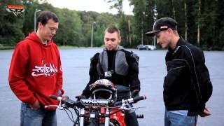 102RUS(210) - технология Аквапринт, тренировка Стантрайдеров и  студия Автозвука