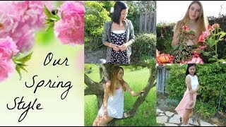 Our Spring Style! Thumbnail
