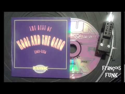 Kool & The Gang - Kool It (Here Comes The Fuzz) (1970)