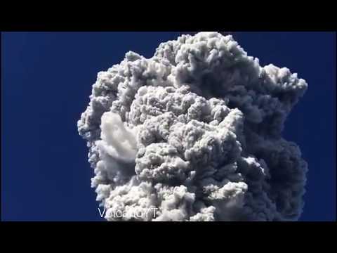 11/5/2018 - Mt Merapi erupted part 3