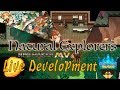 Live Game Deving - Database Excitement - Natural Explorers -  RPG Maker MV
