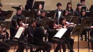 마제스틱 청소년오케스트라 Haydn Symphony No  102 in B flat major
