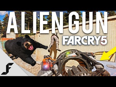 ALIEN TECHNOLOGY - Far Cry 5