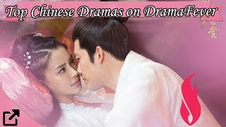 Video Top Chinese Dramas on DramaFever 2018 download MP3, 3GP, MP4, WEBM, AVI, FLV September 2018