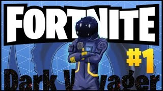 Drawing Skins from Fortnite - Dark Traveler/Dark Voyager #1