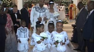 Casamento leila lopes( ary Gumbe)