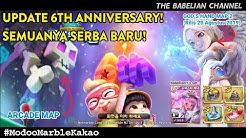 Big Update Anniversary ke-6! Semuanya Serba Baru! [Modoo Marble Kakao]